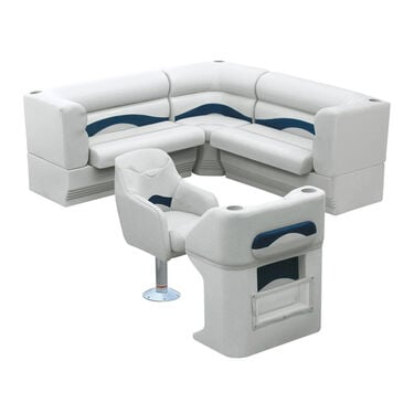 Toonmate Premium Pontoon Furniture Package, Rear Group Package C