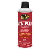 Sta-Lube Sta-Plex Premium Red Grease, 11 oz.