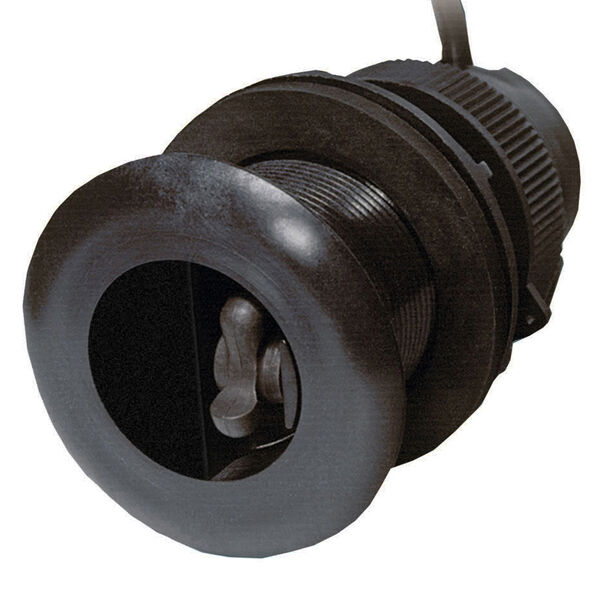 Raymarine DST800 Nylon Thru-Hull Transducer - Depth, Speed, & Temperature