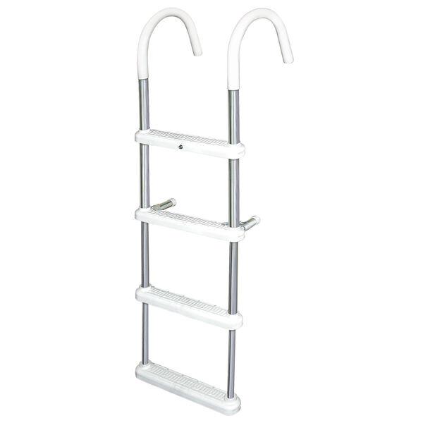 Dockmate Gunwale Hook Ladder, 4-Step