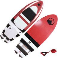 Liquid Force Rocket Wakesurfer With Free Rope