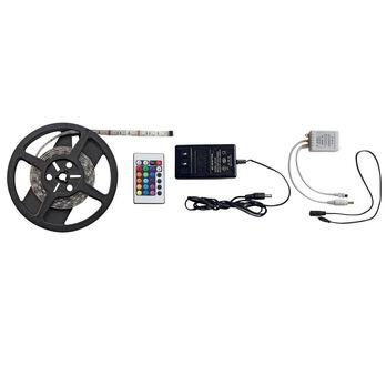 Multicolor LED Light Strip Kit, 6.5'