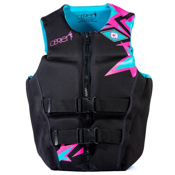 O'Brien Women's Flex V-Back BioLite Life Jacket