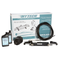 UFlex HYTECH 1.0 Hydraulic Steering Kit, Up To 150 HP