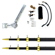 """Tigress T-Top Clamp-On 15' Heavy-Duty Telescoping Outrigger System, 1-1/2"""" O.D."""