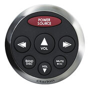 Clarion CMRC1BSS Watertight Wired Remote Without Display