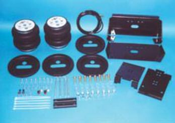 Super Duty  Air Springs,  Rear - '00-'03 P-32 Class A Workhorse Motorhome (18,000 GVWR )