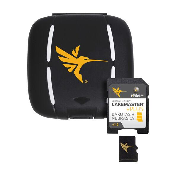 Humminbird LakeMaster Plus Chart MicroSD/SD Card, Dakotas and Nebraska