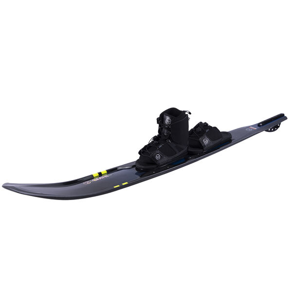 HO Carbon Omni Slalom Waterski With Skymax Binding And Rear Toe Plate
