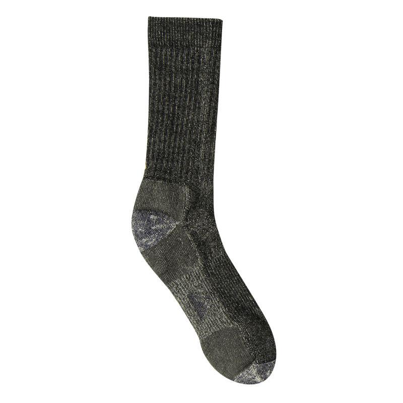 Ultimate Terrain Men's Explorer Lightweight Hiking Crew Sock image number 2