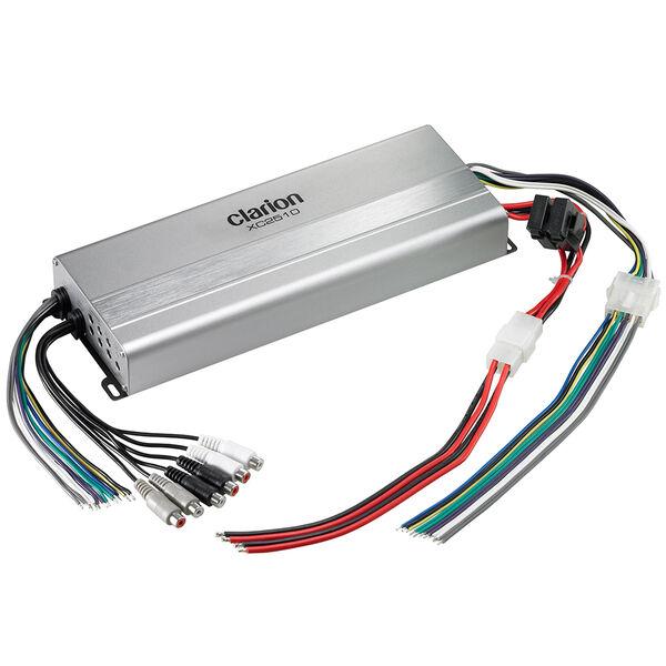 Clarion XC2510 Five-Channel Class D Mono Amplifier
