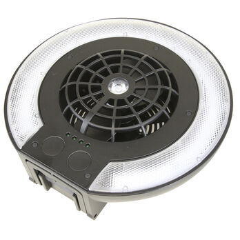 Clam Deluxe Fan/Light Combo