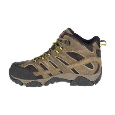Merrell Men's Moab 2 Vent Mid Waterproof Composite-Toe Work Boot