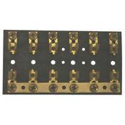 Sierra 6-Gang Fuse Block, Sierra Part #FS40600-1