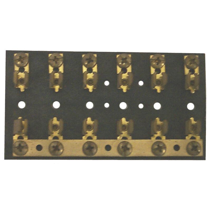 Sierra 6-Gang Fuse Block, Sierra Part #FS40600-1 image number 1