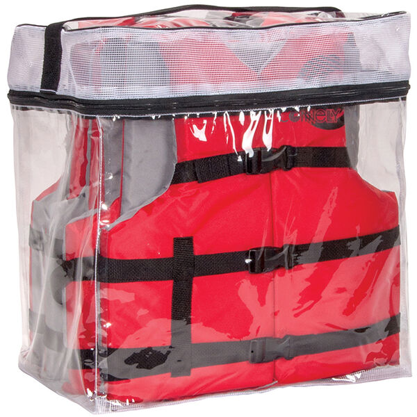 Connelly Universal Adult Nylon Life Jackets, 4-Pack