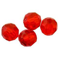 Calcutta Red Rigging Beads, 20-Pack