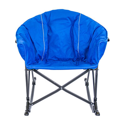 Outdoor Rocking Club Chair