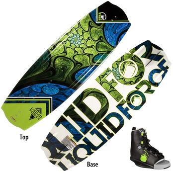 Liquid Force Trip Wakeboard With Trip Bindings