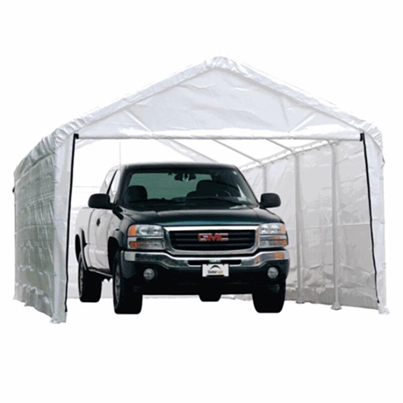 ShelterLogic Enclosure Kit Only For 12' x 26' Canopy image number 1
