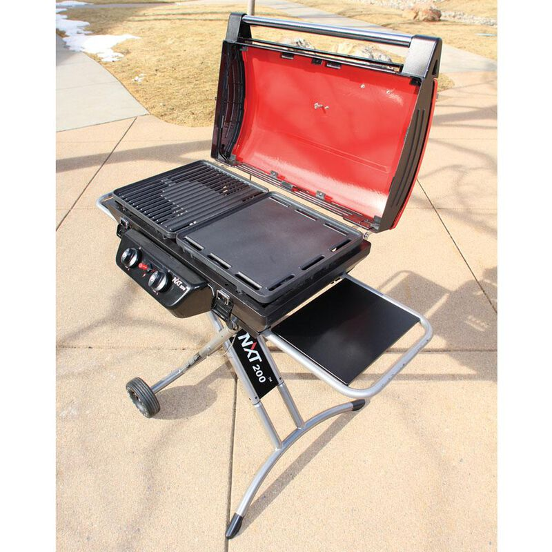 Coleman NXT 200 Portable Grill image number 6