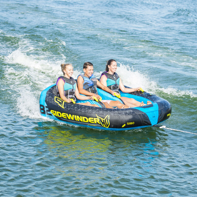 HO Sidewinder 3-Person Towable Tube Package 2019 image number 8