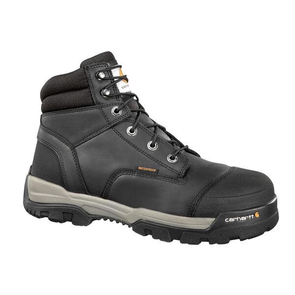 "Carhartt Men's 6"" Black Ground Force Work Boot"