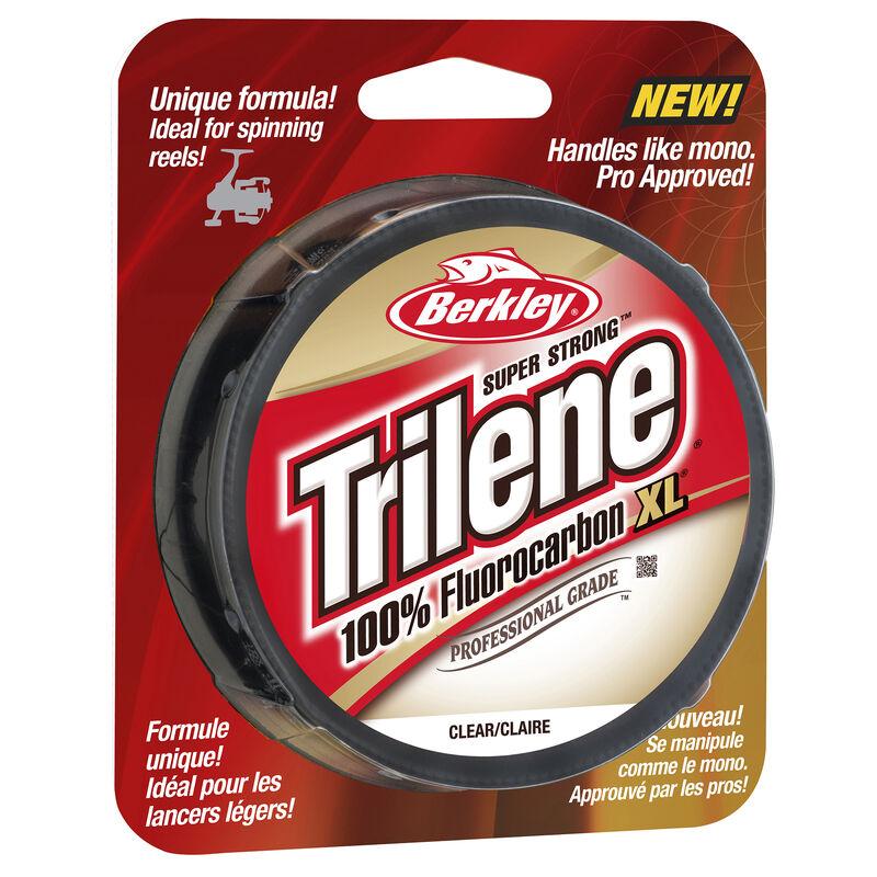 Berkley Trilene Professional Grade Fluorocarbon XL Line Clear 200 Yds. 4-lb. image number 1