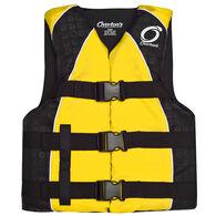 Overton's 3-Buckle Teen Nylon Vest - Yellow