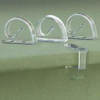 Lexan Clamps, Set of 4