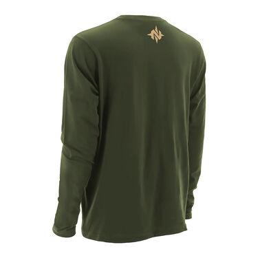 Nomad Men's Long-Sleeve Logo Tee