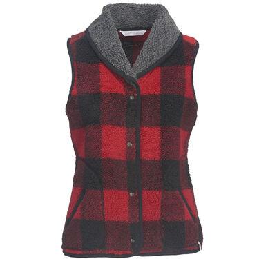 Woolrich Women's Glacier View Fleece Vest