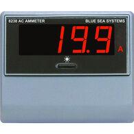 Blue Sea AC Digital Ammeter + Transformer, 0-150A