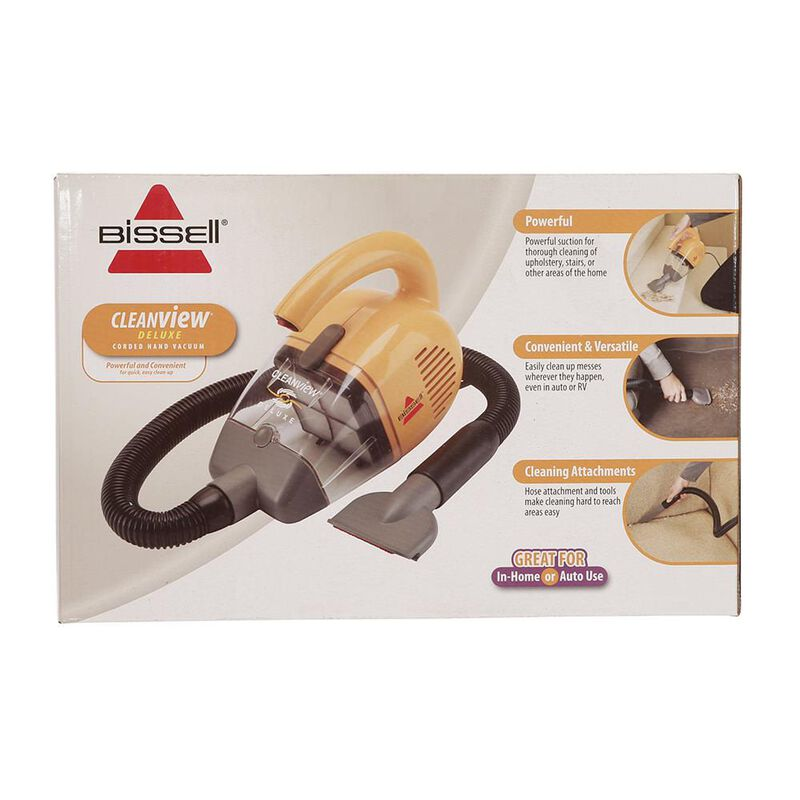 CleanView Deluxe Corded Hand Vacuum image number 8
