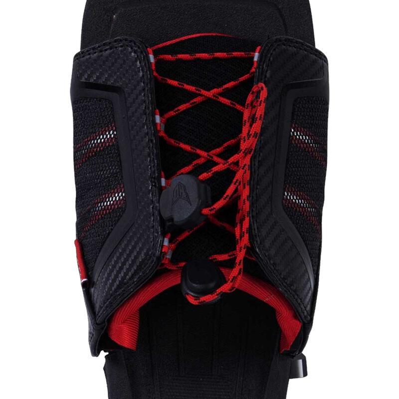 HO Men's xMax Adjustable Rear Toe Plate, 2019, Red/Black image number 7