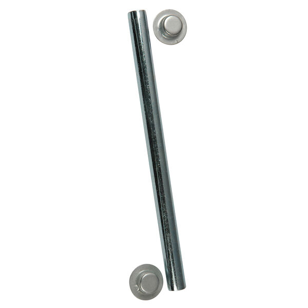 """Smith Roller Shaft With Cap Nuts, 11""""L"""