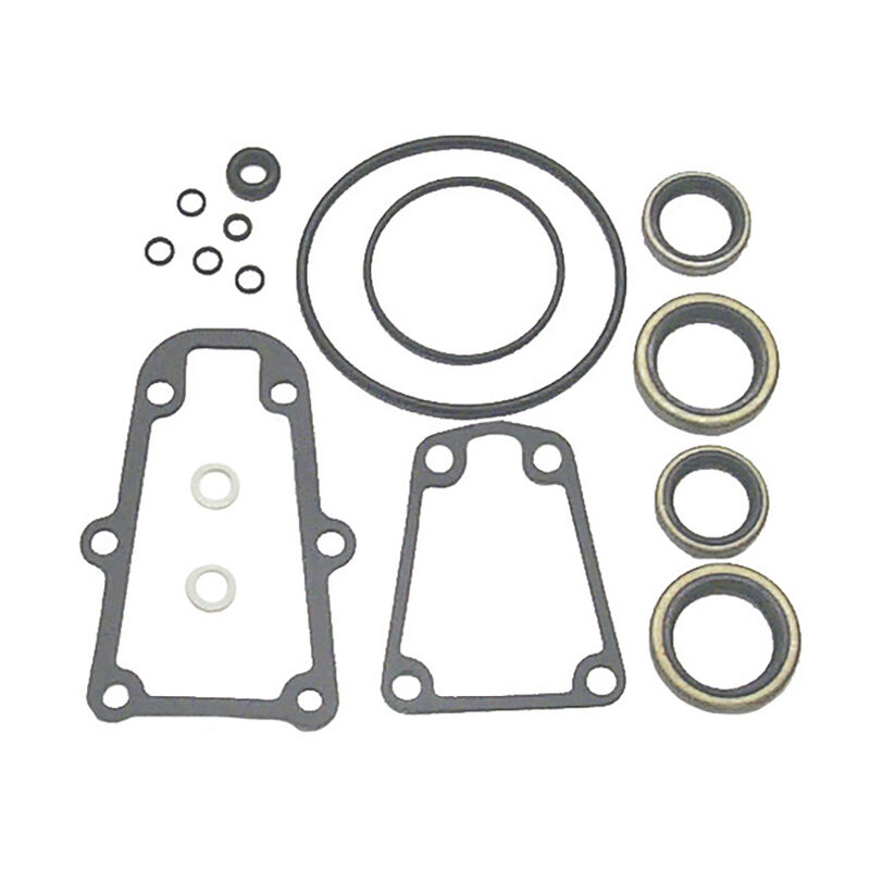 Sierra Gear Housing Seal Kit For GLM/Mallory, Part #18-2692 image number 1