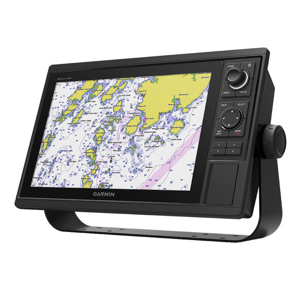 Garmin GPSMAP 1242XSV BlueChart G3 With GT52HW-TM Transducer