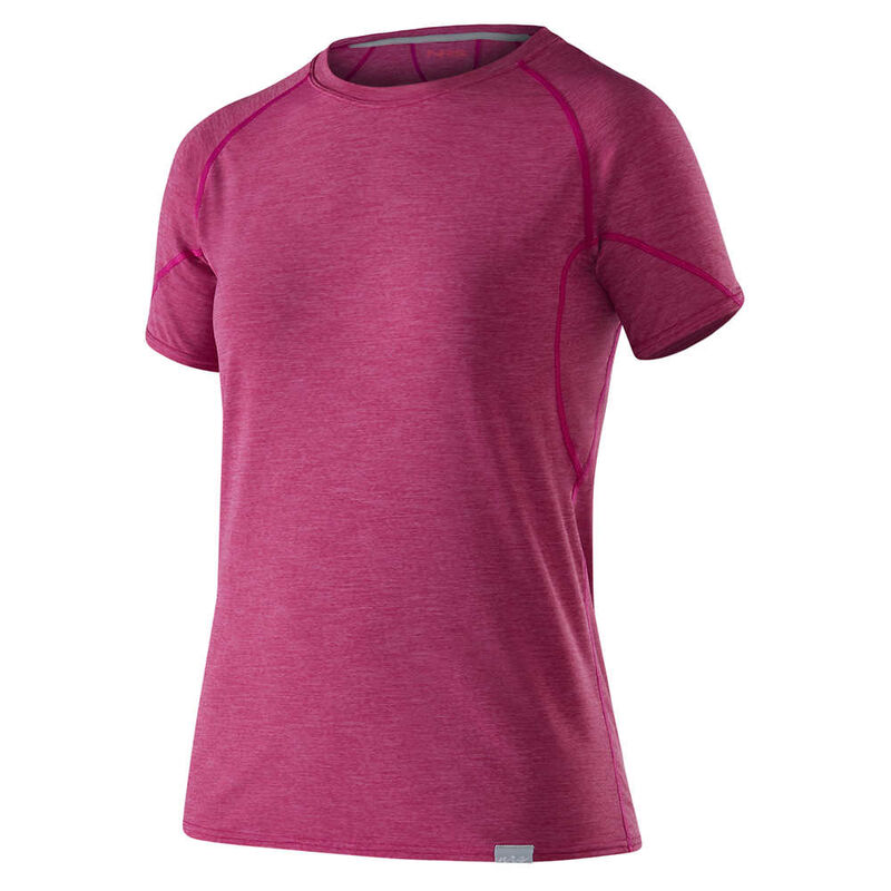 NRS Women's H2Core Silkweight Short-Sleeve Shirt image number 3