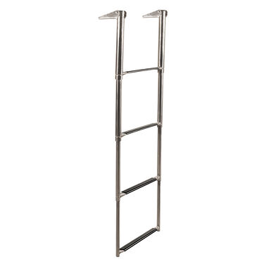 Dockmate Telescoping Drop Ladder, 4-Step