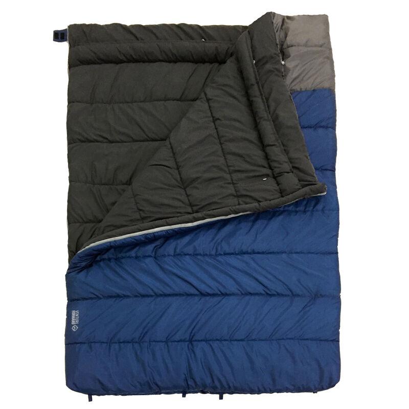 Venture Forward Eagle Lake Double 25°F Rectangle Sleeping Bag image number 2