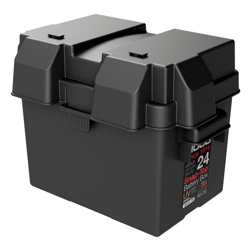 NOCO Group 24 Snap-Top Battery Box image number 1