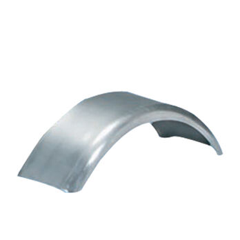 """Smith Round Trailer Fender for 14"""" and Small 15"""" Tire"""