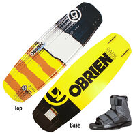 O'Brien Fremont Wakeboard With Connect Bindings