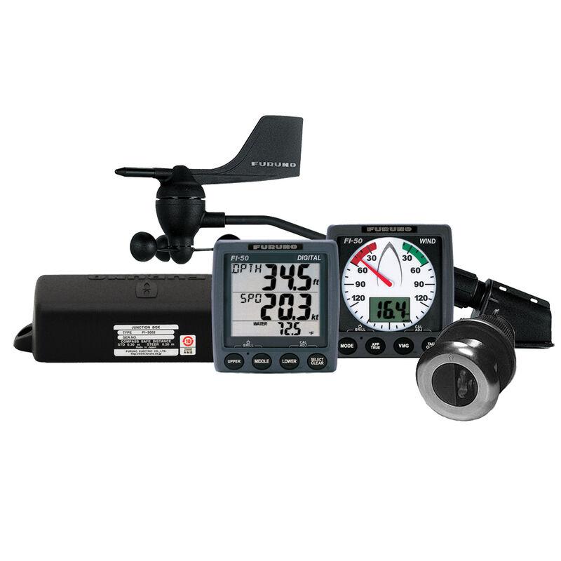 Furuno FI50 Depth/Speed/Wind Package image number 1