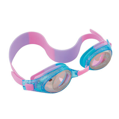 Aqua2ude Swim Goggles, Mermaid