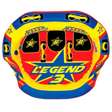 Gladiator Legend 3-Person Towable Tube