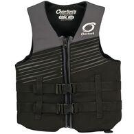 Overton's Men's BioLite Life Jacket With Flex-Fit V-Back - Gray - 2XL
