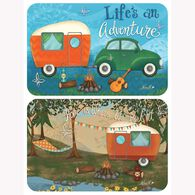 Life's an Adventure Camping Placemats
