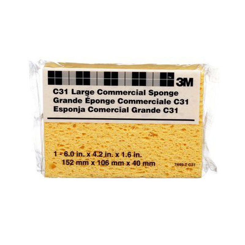 3M Commercial Size Sponge, Small image number 1